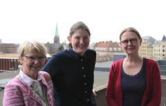 Lis Hasholt, Regina Reynolds & Anne Nørremølle
